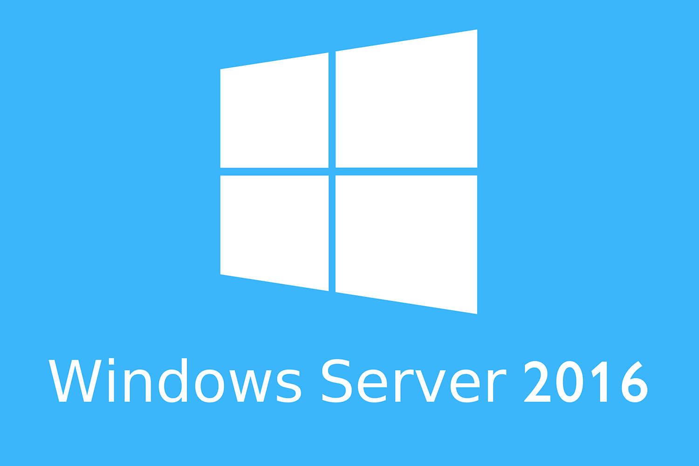 Windows Server 2016/2019