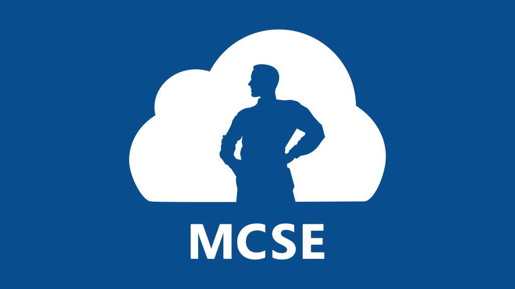 הסמכת MCSE